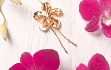 Les Bijoux Orchidées Lavault